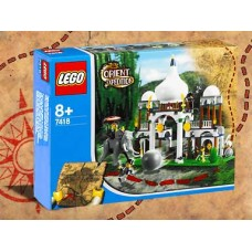 7418 ADVENTURERS Scorpion Palace