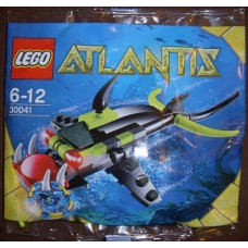 30041 ATLANTIS Piranha polybag
