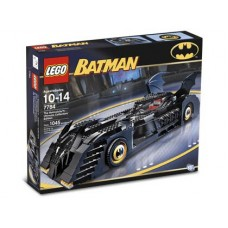 7784 BATMAN I The Batmobile Ultimate Collectors' Edition