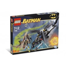 7786 BATMAN I The Batcopter- The Chase for the Scarecrow