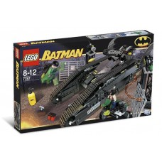 7787 BATMAN I The Bat-Tank- The Riddler and Banes Hideout