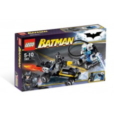 7884 BATMAN I Batmans Buggy- The Escape of Mr. Freeze