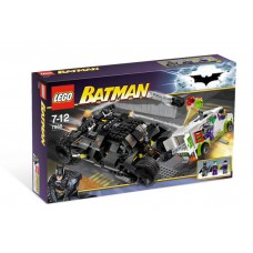 7888 BATMAN I The Tumbler- Jokers Ice Cream Surprise