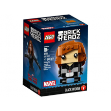 41591 BrickHeadz Series 1 Black Widow