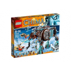 70145 CHIMA Maula's Ice Mammoth Stomper