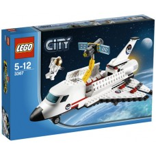 3367 CITY Space Shuttle