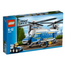 4439 CITY Heavy-Duty Helicopter