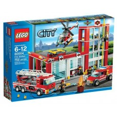 60004 CITY Fire Station