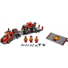 60027 CITY Monster Truck Transporter