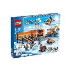 60036 CITY Arctic Base Camp