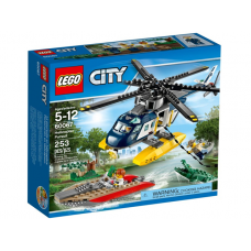 60067 CITY Helicopter Pursuit