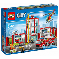 60110 CITY Fire Station