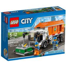 60118 CITY Garbage Truck