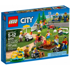 60134 CITY Fun in the park - City People Pack