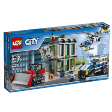 60140 CITY Bulldozer Break-in