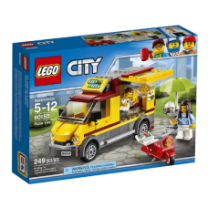 60150 CITY Pizza Van 72