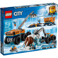 60195 CITY Arctic Mobile Exploration Base