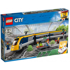 60197 CITY Passenger Train
