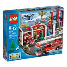 7208 CITY Fire Station