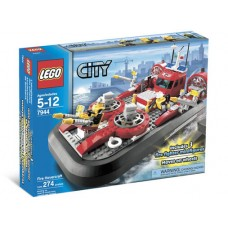 7944 CITY Fire Hovercraft