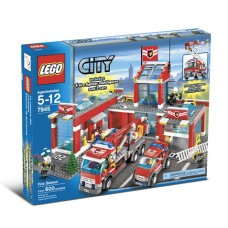 7945 CITY Fire Station