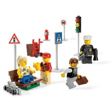 8401 CITY LEGO City Minifigure Collection
