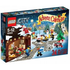 60024 CITY Advent Calendar 2013