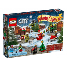 60133 CITY Advent Calendar 2016, City