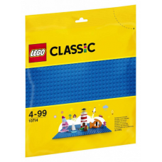 10714 Classic Blue Baseplate