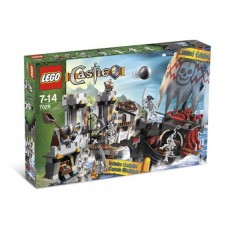 7029 CASTLE Skeleton Ship Attack