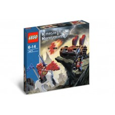 8873 KNIGHTS KINGDOM Fireball Catapult