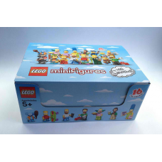 (Original Empty Box) for 71005 THE SIMPSONS Minifigure Series 1