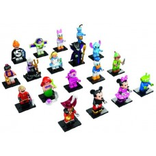 71012 Collectible Minifigure Disney Series