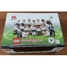 (Original Empty Box) for 71014 DFB Series – The Mannschaft