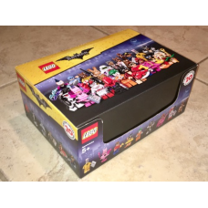 (Original Empty Box) for 71017 The LEGO Batman Movie