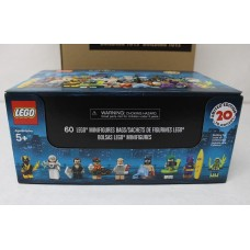 (Original Empty Box) for 71020 The LEGO Batman Movie Series 2