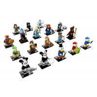 71024 Collectible Minifigure Disney Series 2