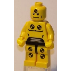 col008 Demolition Dummy - Minifig only Entry