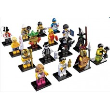 8684 COLLECTIBLE MINIFIGURES Series 2