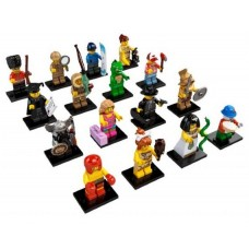 8805 COLLECTIBLE MINIFIGURES Series 5