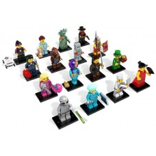 8827 COLLECTIBLE MINIFIGURES Series 6