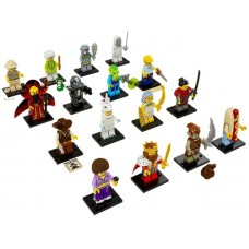 71008 COLLECTIBLE MINIFIGURES Series 13