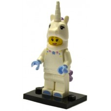 71008 Series 13 Unicorn Girl