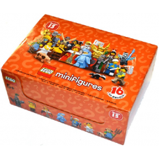 (Original Empty Box) for 71011 COLLECTIBLE MINIFIGURES Series 15