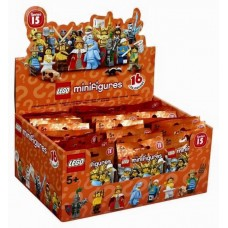 71011 COLLECTIBLE MINIFIGURES Series 15 (Box of 60)