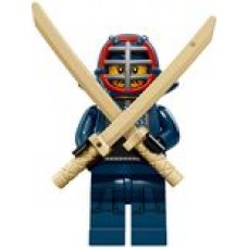 71011 Series 15 Kendo Fighter