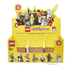 (Original Empty Box) for 71013 COLLECTIBLE MINIFIGURES Series 16