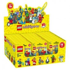 71013 COLLECTIBLE MINIFIGURES Series 16 (Box of 60)