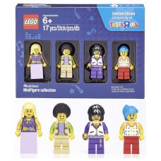 5004421 Minifigure Collection, Musicians (TRU Exclusive)