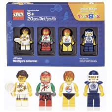 5004573 Minifigure Collection, Athletes (TRU Exclusive)